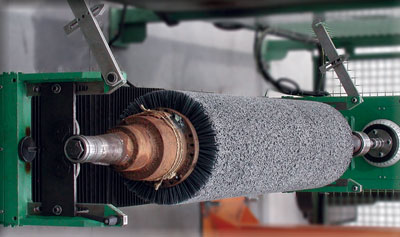 Brushes For Rolling Mills And Coils Treatment And Pickling