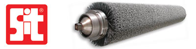 technical brush cylindrical prodotta by SIT Tecnospazzole