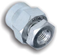 Adapters M14-M10 for grinder by SIT Tecnospazzole