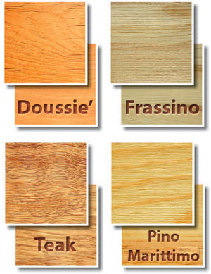 Examples of essences of Wood Brushed with SIT Brushes second half image