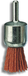 P20A abrasive end brush