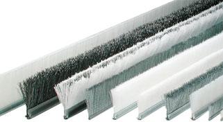 industrielle b rstenleisten streifenb rsten f r zargen und tore industrielle b rsten sit. Black Bedroom Furniture Sets. Home Design Ideas