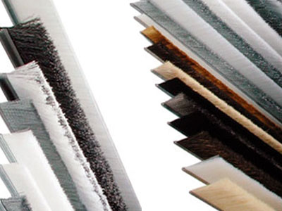 brosses strip pour Applications Industrielles