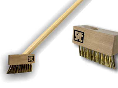 weed brooms, Accessorio scopa for cleaning of the erbacce