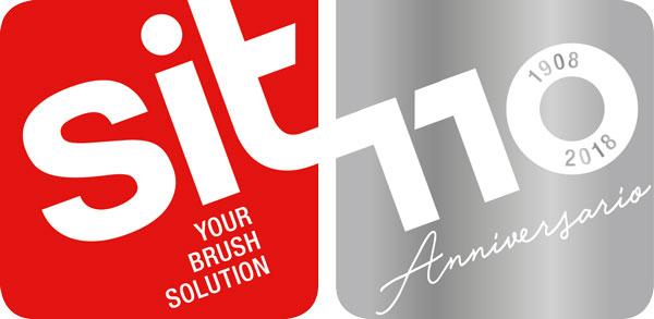 SIT 110th anniversary logo
